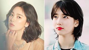 10 Flattering Short Hairstyles To Try, As Seen On Korean Celebrities