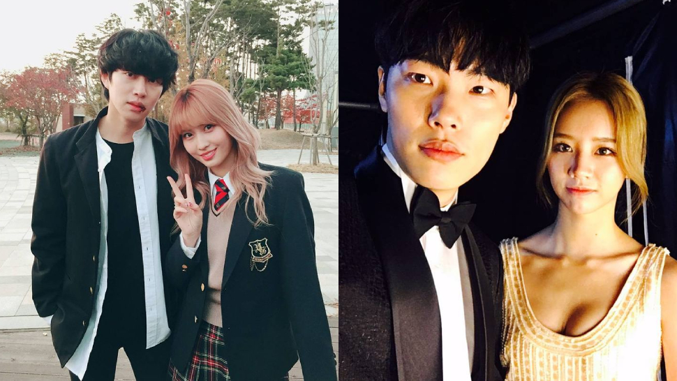 8 Korean Celebrity Couples With An Age Gap Of More Than Six Years
