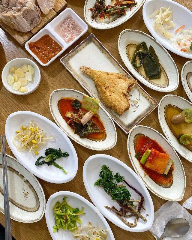 food spots in seoul