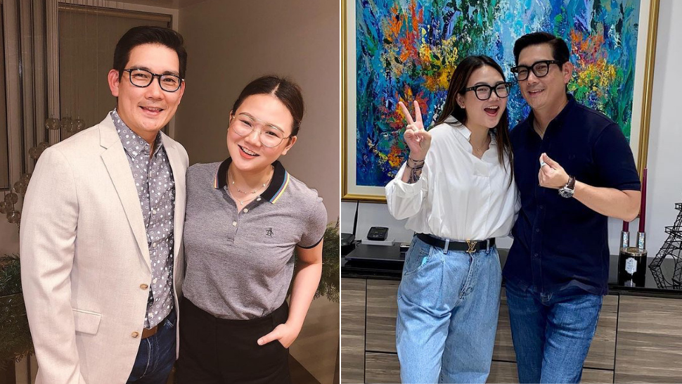 10 Times Ashley Yap and Her Dad Richard Yap Wore Matching OOTDs