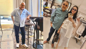 These Cool, Laidback Outfits From Rey Ongpauco Are Proof That He's A Stylish Dad