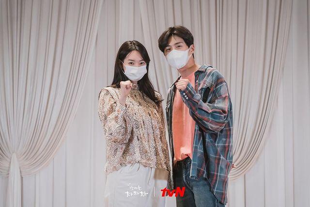 kim seon ho and shin min ah