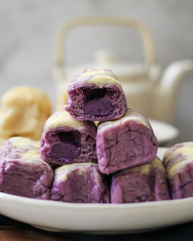 laguna bakers ube rolls