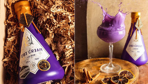 This Fancy Liqueur Is Ube Cream-flavored And We're Already Obsessed