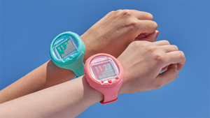 This Tamagotchi Smartwatch Is The '90s-inspired Accessory You Need Now