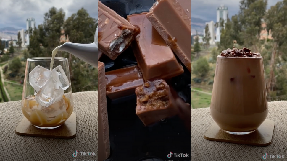 Kitkat Iced Coffee Exists and Here's How to Make It