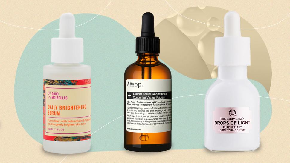10 Best Serums For Brightening Dark Spots And Dull Skin