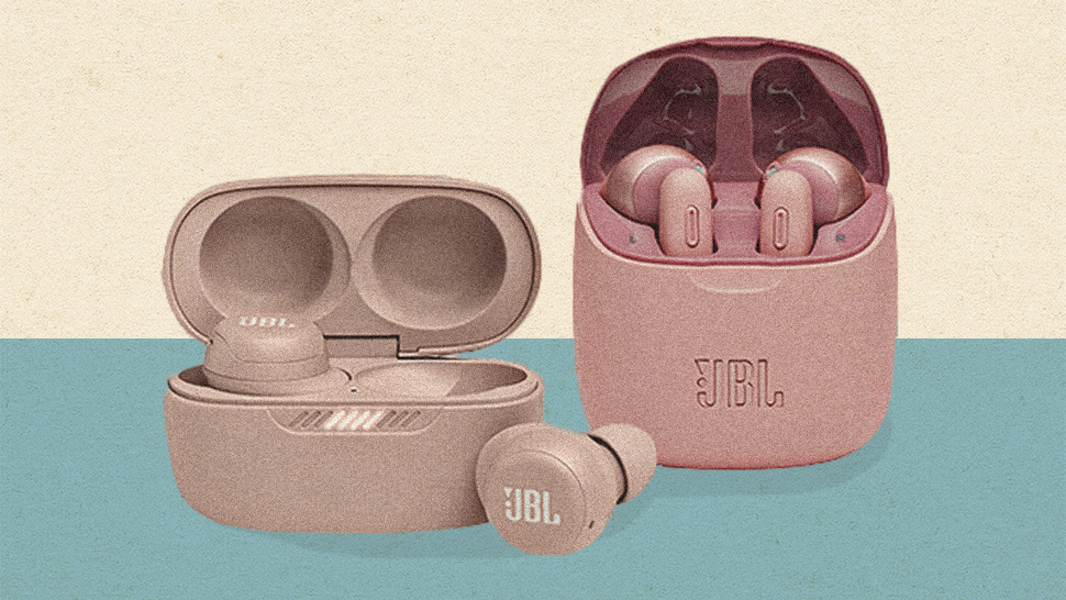 These Pink Wireless Earbuds Are The Cutest Gadgets You'll See Today