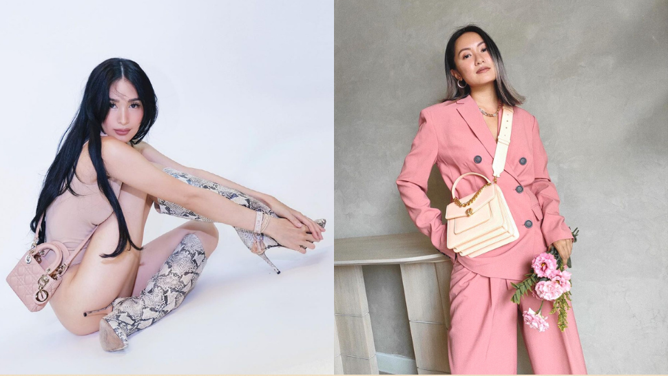 Here's A List Of The Exact Pastel Luxury Bags We Spotted On Celebs