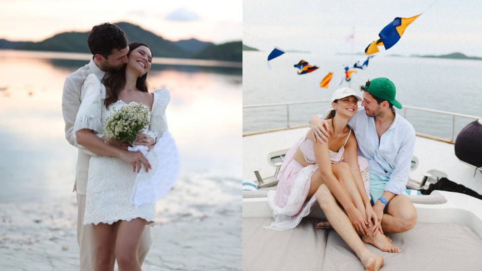 All The Details We Loved About Jess Wilson And Moritz Gastl's Wedding