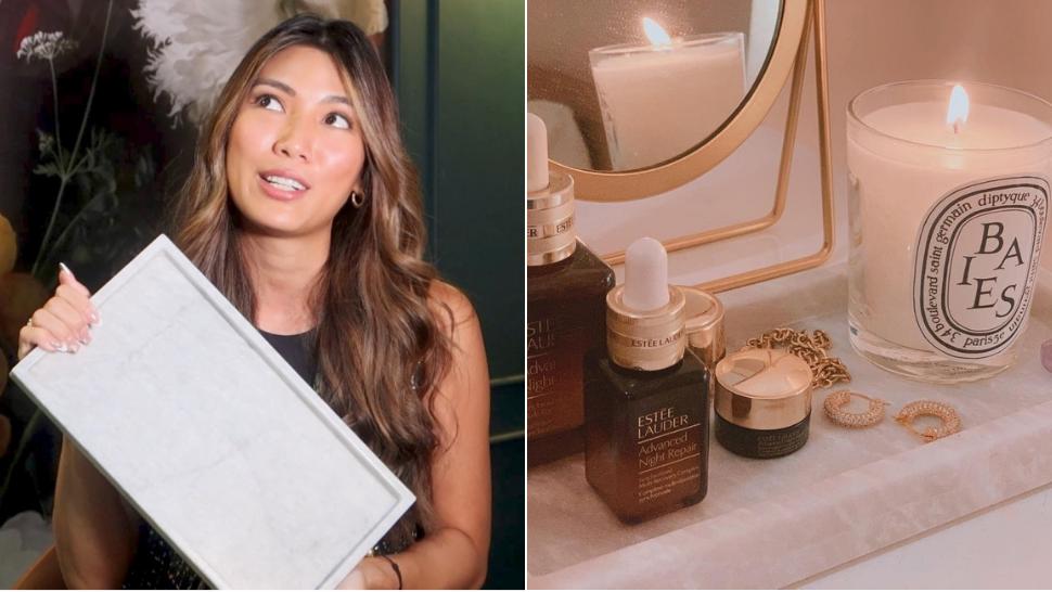 Nicole Cordoves' Filipino-made Designer Collection Includes Classy Home Decor Items