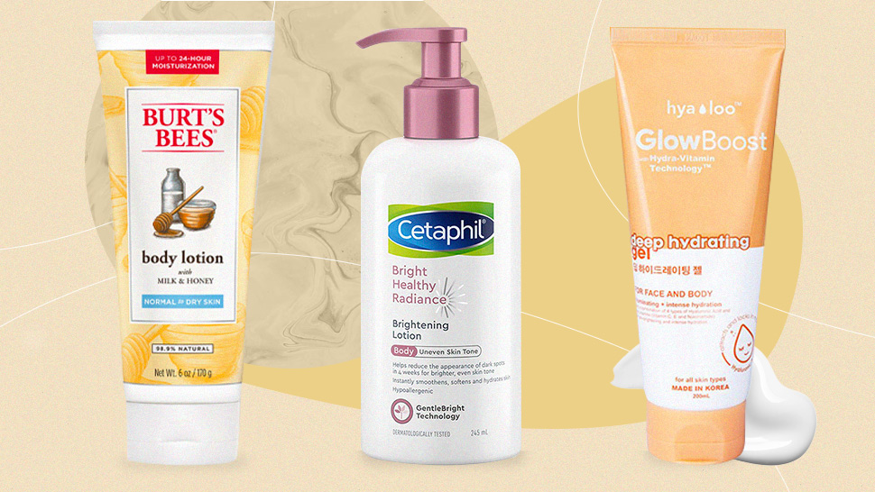 10 Best Lightweight Body Lotions To Try For Glowing Skin