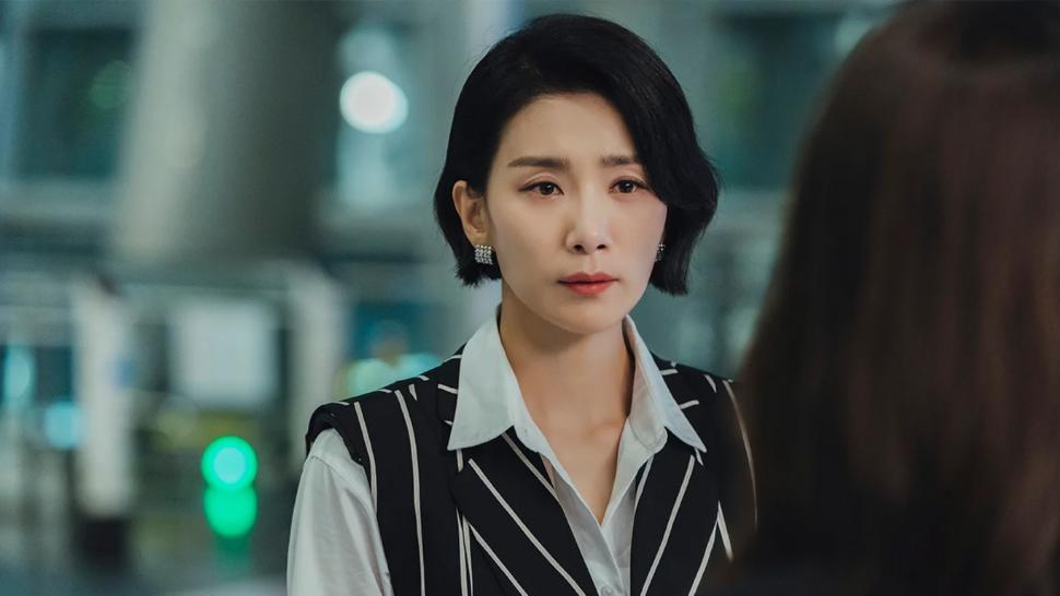 "Kim Seo Hyung Reveals She Chose ""mine"" For The K-drama's Lgbt Love Story"