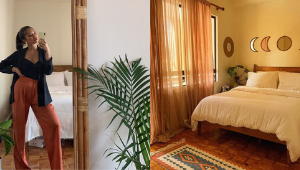 Here's How This Pinay Transformed Her Apartment Into A Chic Boho Paradise For P100k