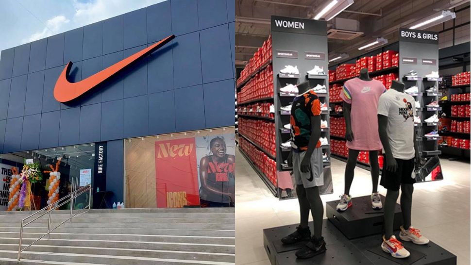 Our First Look Inside The Biggest Nike Factory Store In The Philippines