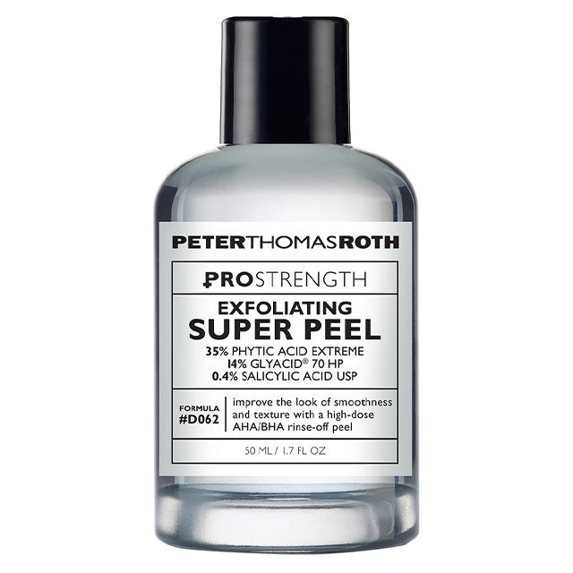 at-home chemical peel peter thomas roth