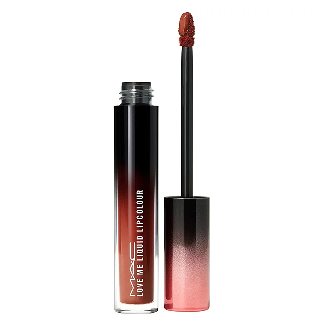 mac love liquid lipstick
