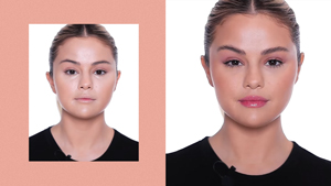 5 Essential Makeup Tips For Round Faces, According To Selena Gomez's Makeup Artist