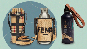 10 Designer Tumblers And Bottle Holders That Can Double As A Fashion Accessory