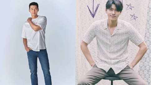 5 Easy Outfits You Can Put Together If You Like Hyun Bin's Laidback Style