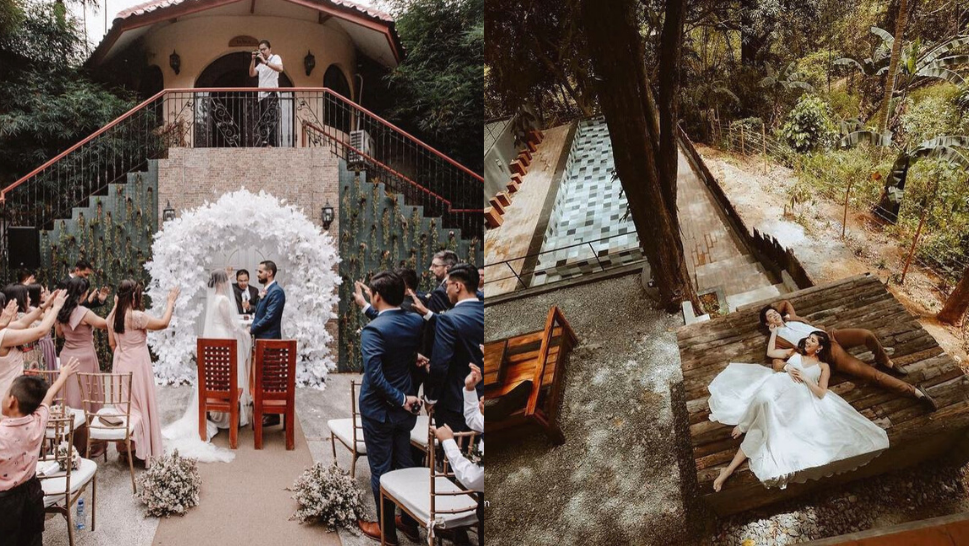 8 Charming Venues In And Near Manila To Celebrate Your Intimate Wedding