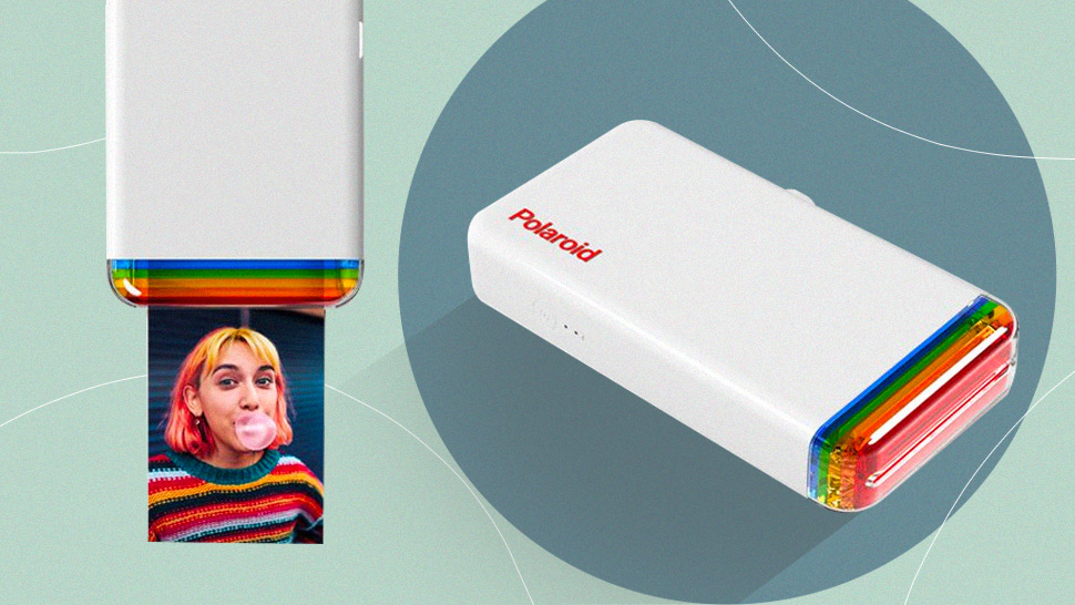 Turn Your Smartphone Pics Into Cute Stickers With This Cool Pocket Printer