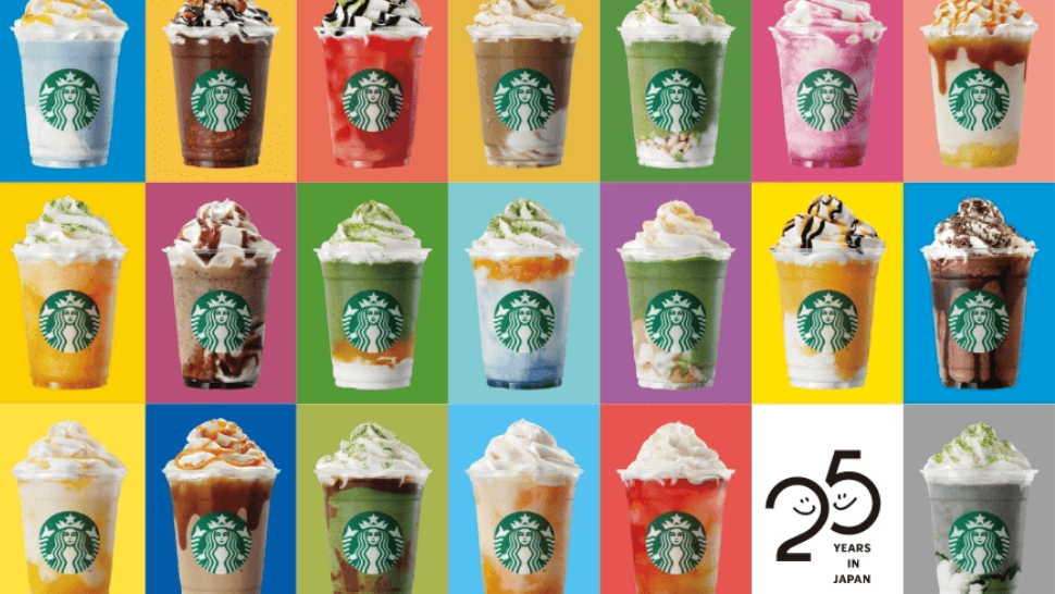 Starbucks Is Making 47 Different Frap Flavors Inspired By Japan And We Want To Try Them All