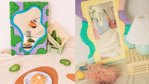 Here's Where You Can Buy These Quirky Rug Mirrors For Your Room Makeover