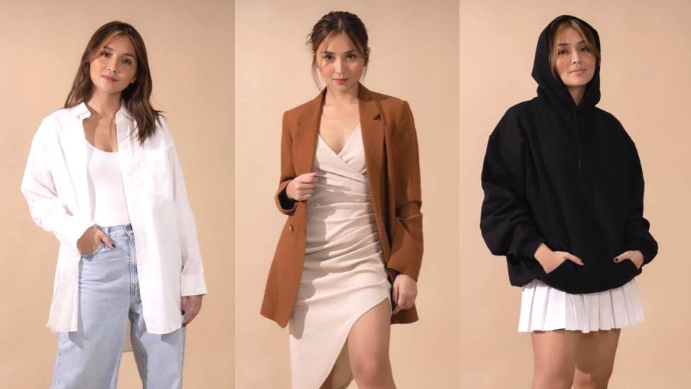 5 Ways To Dress For A Rainy Day In Manila, According To Kathryn Bernardo