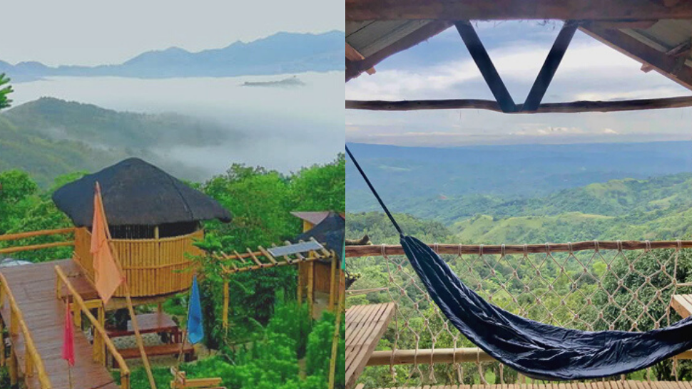 These Elevated Huts in Rizal Will Let You Escape into Nature