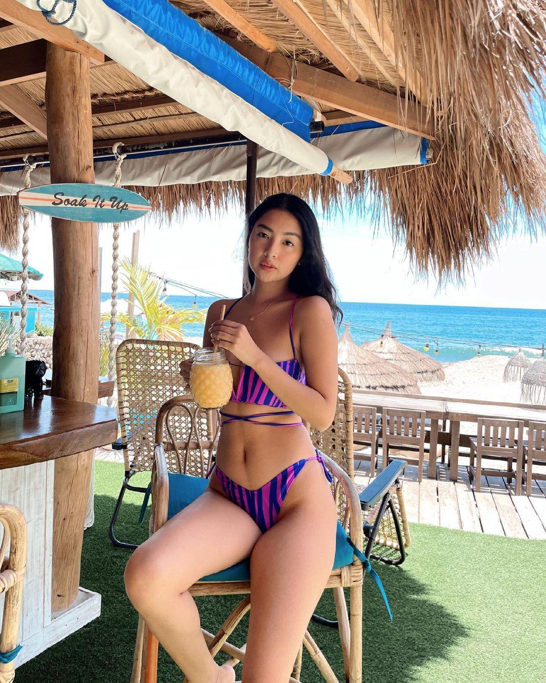 rei germar recent beach outfits