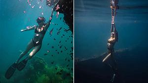 How To Take Stunning Underwater Swimsuit Photos, According To Filipina Celebrities
