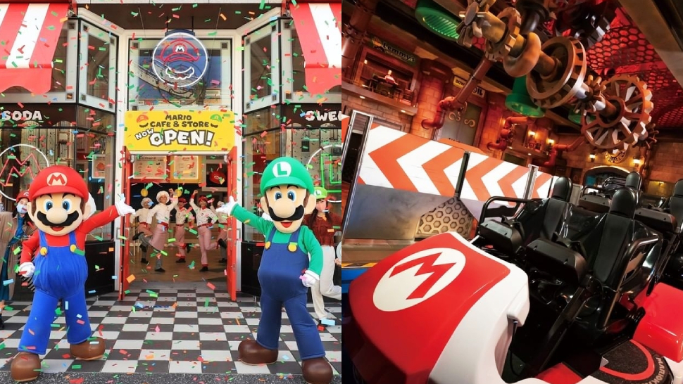 Did You Know? You Can Actually Play Mario Kart in Real Life