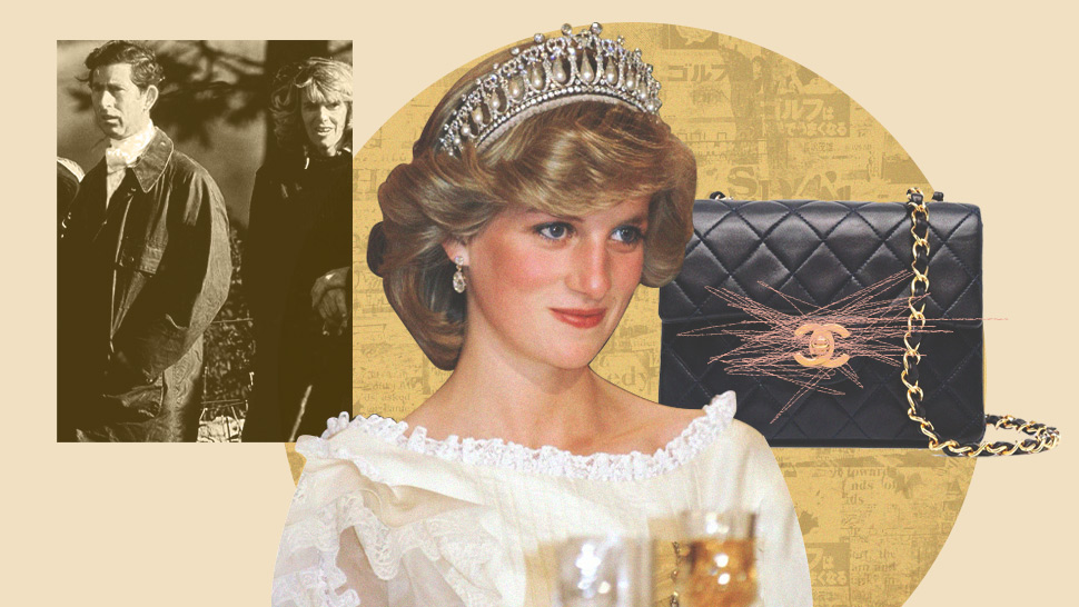 Did You Know? Princess Diana Had All Chanel Logos Removed Because Of Prince Charles