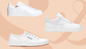 10 Classic White Sneakers Every Girl Should Own