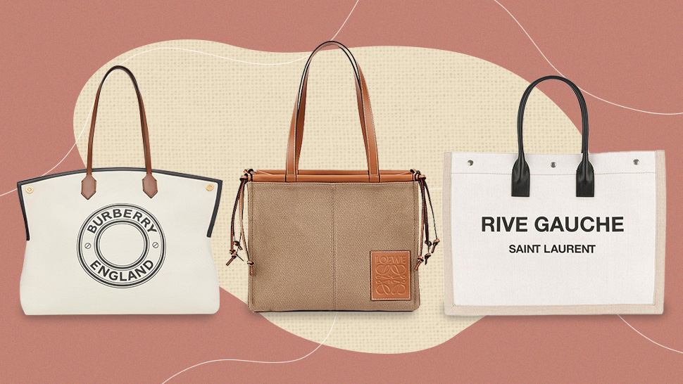 10 of the Best Investment-Worthy Designer Canvas Tote Bags to Buy