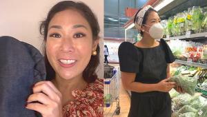 Keri Zamora's Filipino-made Designer Collection Includes Modern Terno Tops