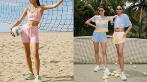This Collection Has The Chic Pastel Athleisure Pieces You Need In Your Wardrobe