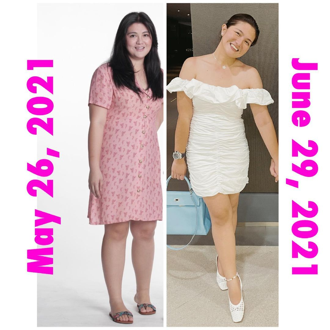 dimples romana fitness results