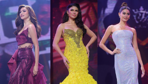 All The Looks From The Reunited Binibining Pilipinas 2019 Queens At Last Night's Coronation