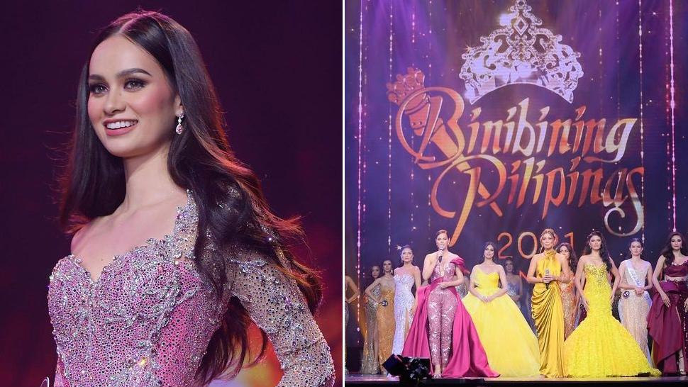 Fil-aussie Hannah Arnold Wins Top Crown At Binibining Pilipinas 2021