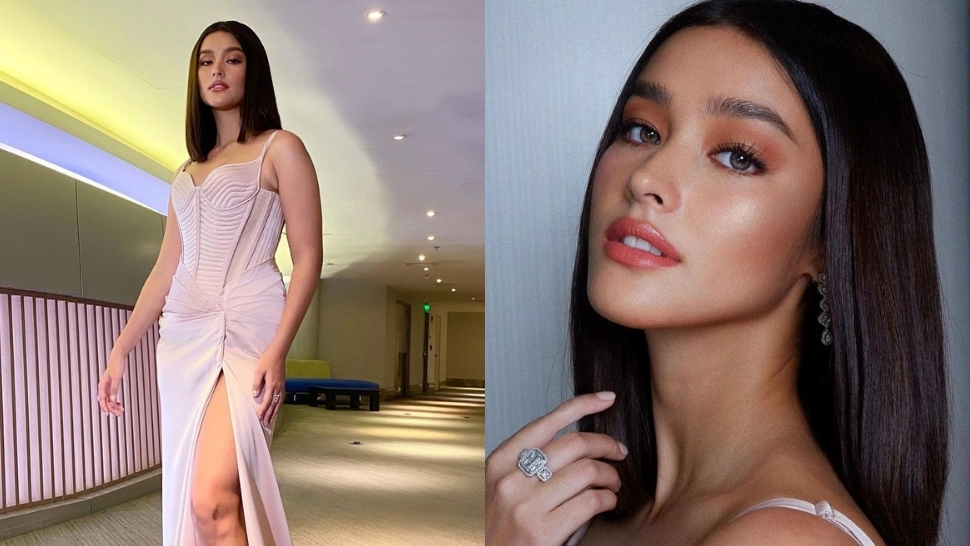Liza Soberano Is A Scene-stealer In This Corset Gown At Binibining Pilipinas 2021