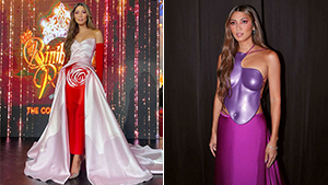 These Looks Prove That Nicole Cordoves Was The Best Dressed Beauty Queen At Bb. Pilipinas 2021