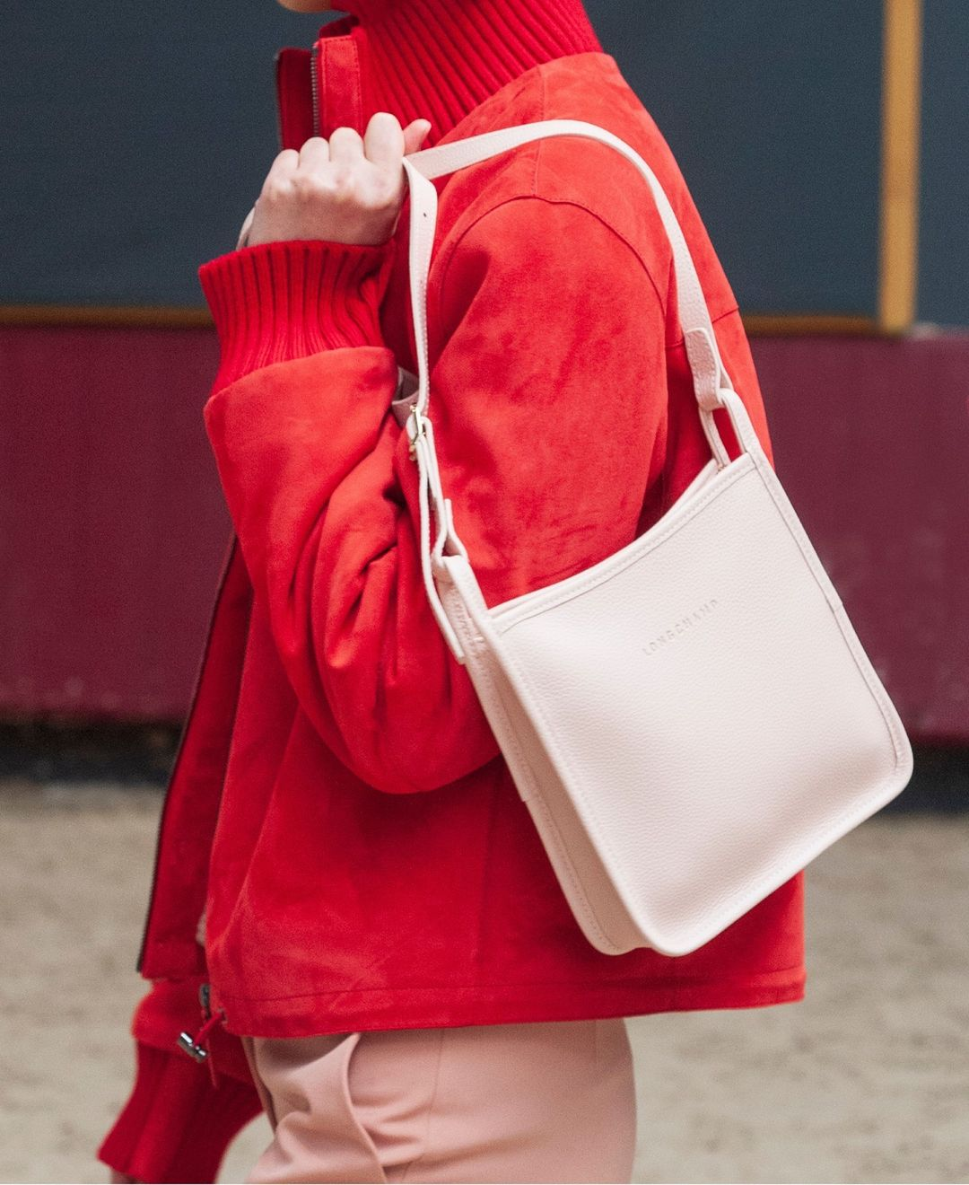 longchamp fw 21 collection and interview with sophie delafontaine