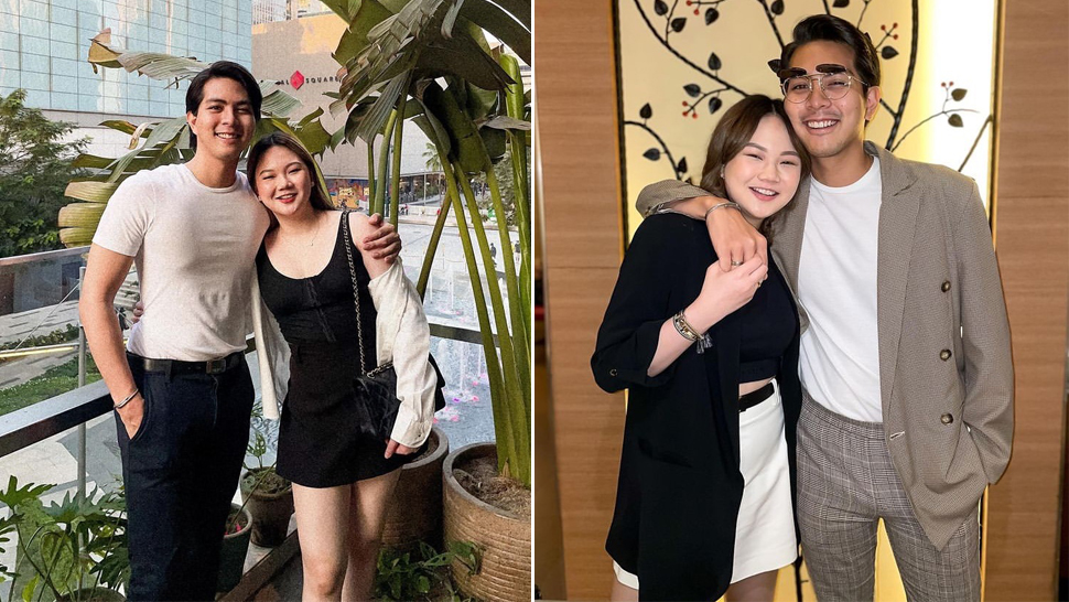 We Love Ashley Yap And Reph Bangsil's Perfectly Coordinated Neutral Colored Couple Ootds