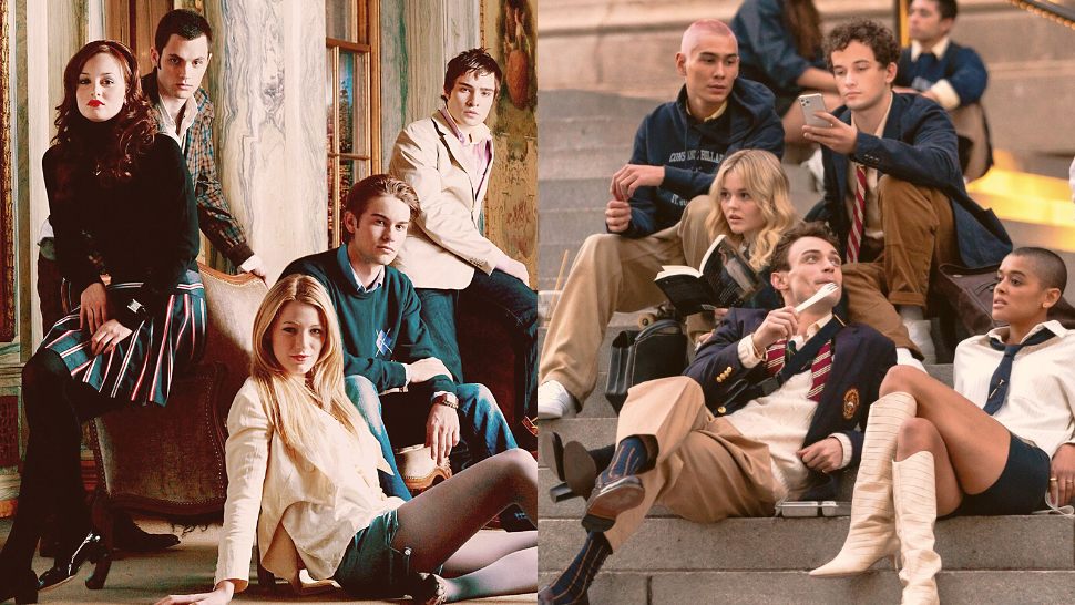 "Meet the Stylish New Cast of the ""Gossip Girl"" Reboot Series"