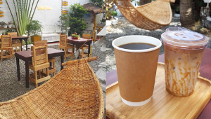 This Al-fresco Cafe In Marikina Is Perfect For A Chill Day