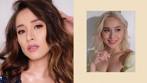 Cristine Reyes Looks Super Fresh With Her New Blonde Hair