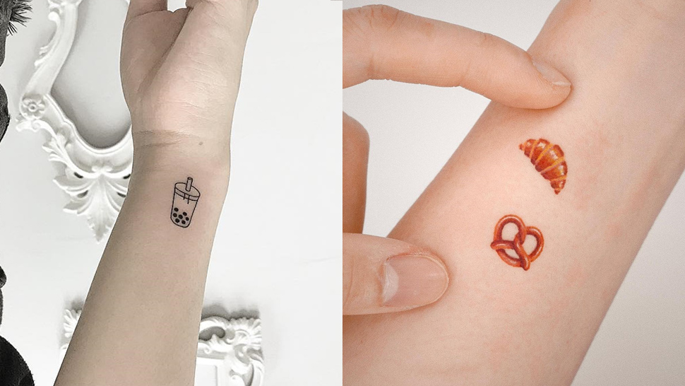 12 Quirky Food Tattoo Ideas That'll Make You Want to Get Inked
