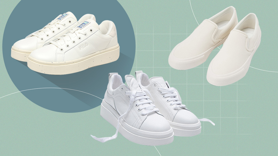 10 Fresh, Minimalist Sneakers You Can Cop for Less Than P3000